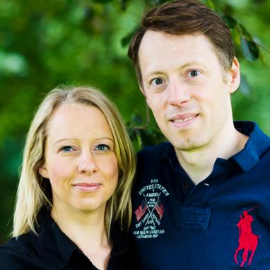 Jette & Mogens Juhl Nielsen